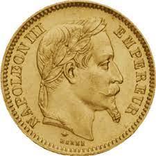 Napoleon 20 Francs